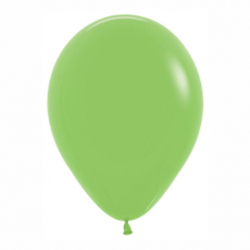 Balón Zelený Limetka 031 R12 - 30cm