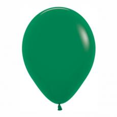 Balón Zelený Tmavá 032 R12 - 30cm