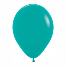 Balón Zelený Tyrkys 036 R12 - 30cm