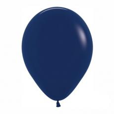 Balón Námornícka Modrá 044 R12 - 30cm