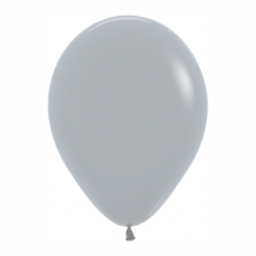 Balón Sivý 081 R12 - 30cm