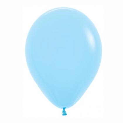 Balón Bledo modrý 140 R12 - 30cm