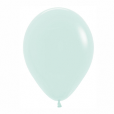 Balón bledo Zelený matný 630 R12 - 30cm
