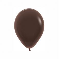 Balón hnedý Čokoláda 076 R5 - 13cm