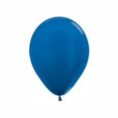 Balón metalický Modrý 540