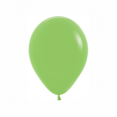 Balón Zelený Limetka 031 R5 - 13cm
