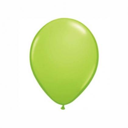 Balón bledo zelený Q 5´´ Lime Green
