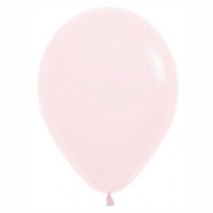 Balón bledo Ružový matný 609