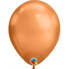 Balón metalický medený Chrome Cooper