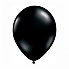 Balón čierny 28cm Onyx Black