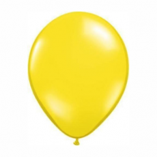 Balón Q 11´´ Citrine Yellow