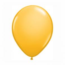 Balón tmavo žltá 28cm Goldenrod