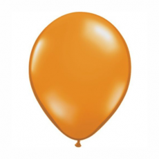 Balón oranžový 28cm Mandarine Orange