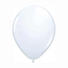 Balón biely 28cm White