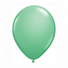 Balón zelená Wintergreen 28cm