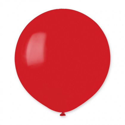 Balón Červený 45