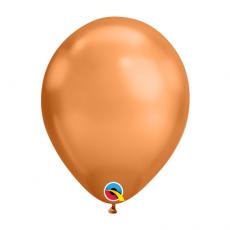 Balón metalický medený Chrome Cooper Q11 - 28cm