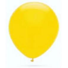 Balón Žltý 103