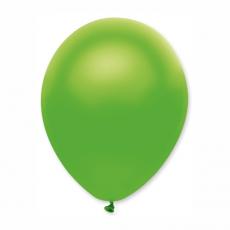 Balón 11´´ met. Zelená 313 S11 - 28 cm