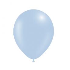 Balón modrý matte S10 - 26 cm