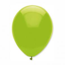 Balón s504 Zelená neon S11 - 28 cm