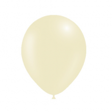 Balóny žlté matte S10 - 26 cm