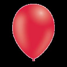 Balón Červený p025 S11 - 28 cm