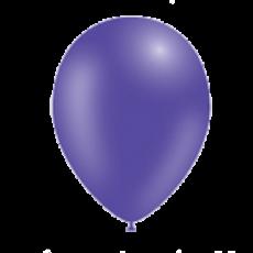 Balón  Fialový p032 S11 - 28 cm