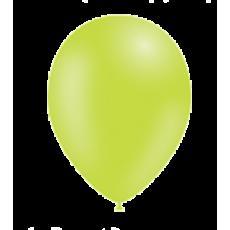 Balón Limetková zelená s113