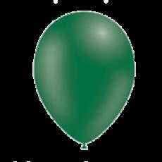 Balón Tmavo zelený p039 S11 - 28 cm