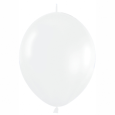 Balón biely naväzovací LOL 005 28cm