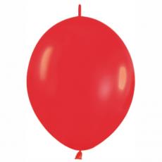 Balón naväzovací Červený 015 28cm