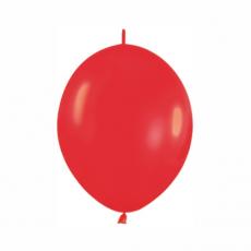 Balón naväzovací Červený 015 15cm