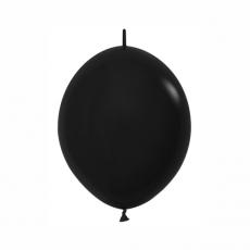 Balón naväzovací Čierna 080 15cm