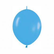 Balón naväzovací Bledo Modrý 040 15cm