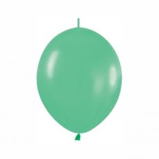 Balón naväzovací Zelený 030 15cm