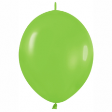 Balón naväzovací Zelená Limetka 031 28cm