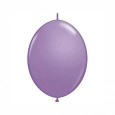 Balón naväzovací bledo Fialový Qlink 6´´ Spring Lilac