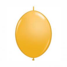 Balón naväzovací Qlink 15cm Goldenrod