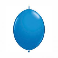 Balón naväzovací Qlink 6´´ tmavo Modrý