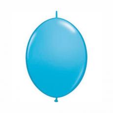Balón naväzovací Qlink 6´´ Modrá Robin´s Egg Blue