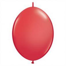 Balón naväzovací Qlink 12´´ Červený