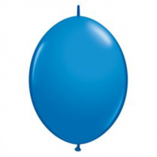 Balón naväzovací Qlink 12´´ tmavo Modrý