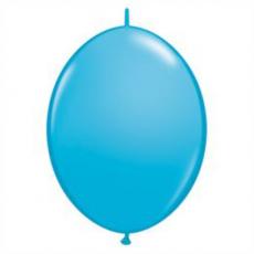 Balón naväzovací Qlink 12´´ Modrý Robin´s Egg Blue