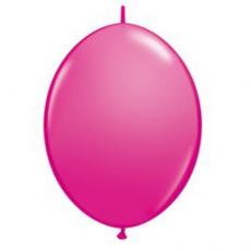 Balón naväzovací Qlink 12´´ tmavo Ružový