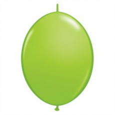 Balón naväzovací Qlink 12´´ Zelená Limetka