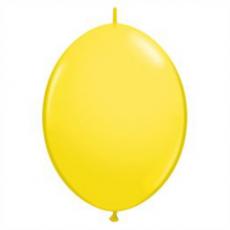 Balón naväzovací Qlink 12´´ Žltý