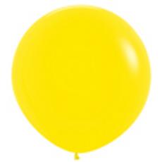 Balón Žltý veľký 90cm - 3FT