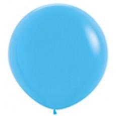 Balón Modrý veľký 90cm - 3FT