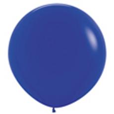 Balón Tmavo Modrý veľký 90cm - 3FT